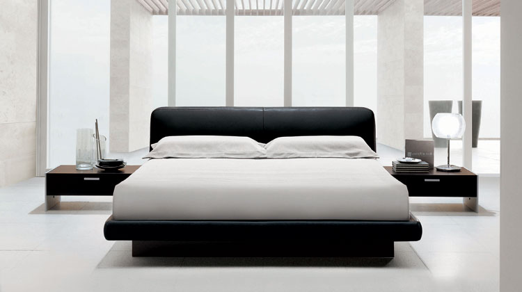 Camere da letto minimal chic arredica for Camera letto minimal
