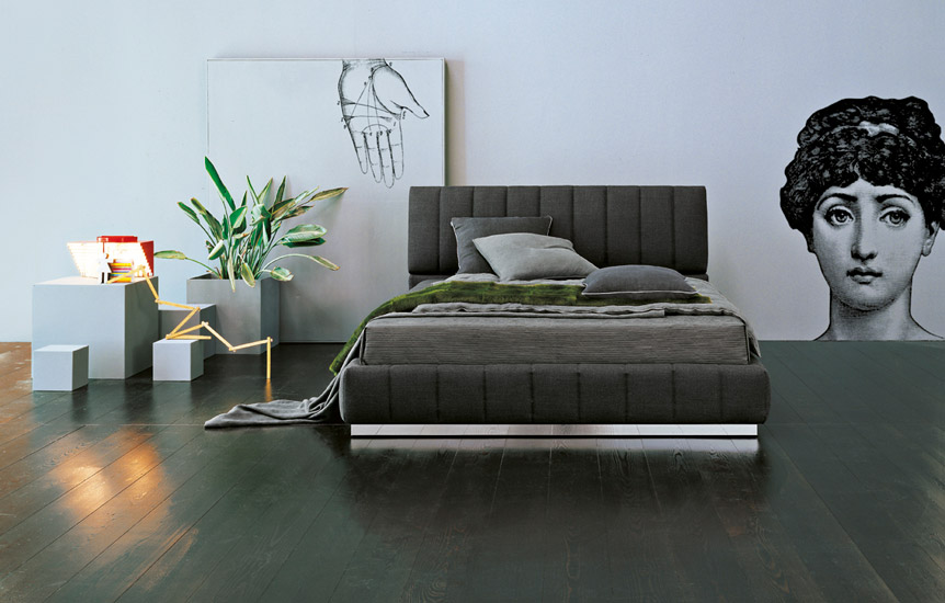Camere da letto minimal chic arredica for Camera minimal