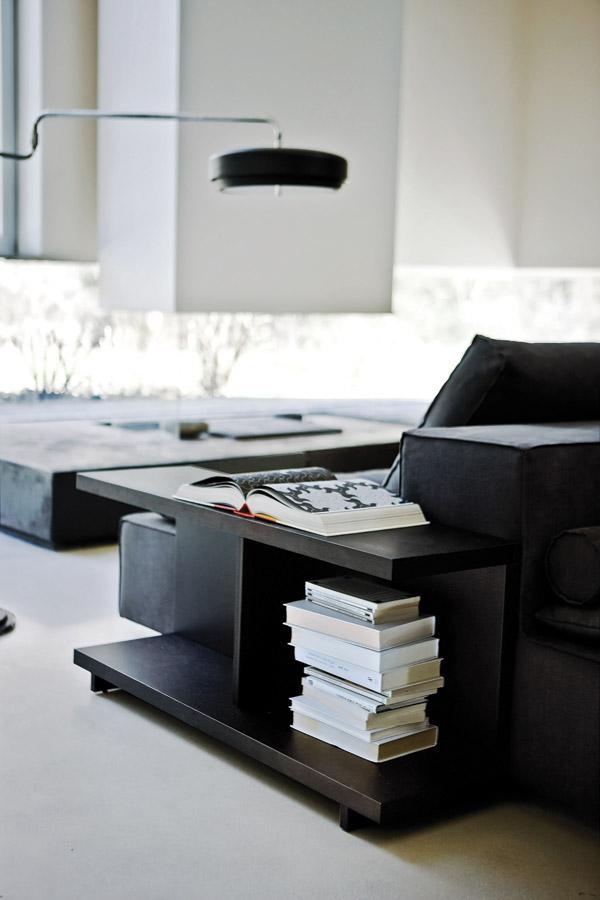 Divano componibile Domino di Zanotta design