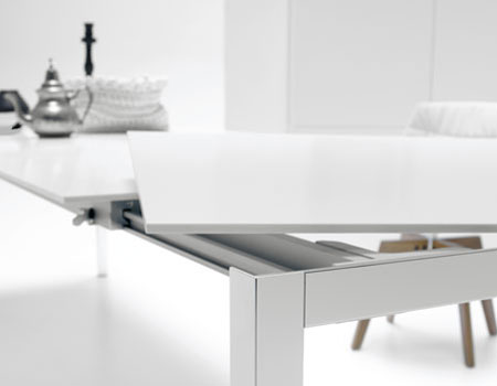 Tavolo Mdf Italia Ext Table