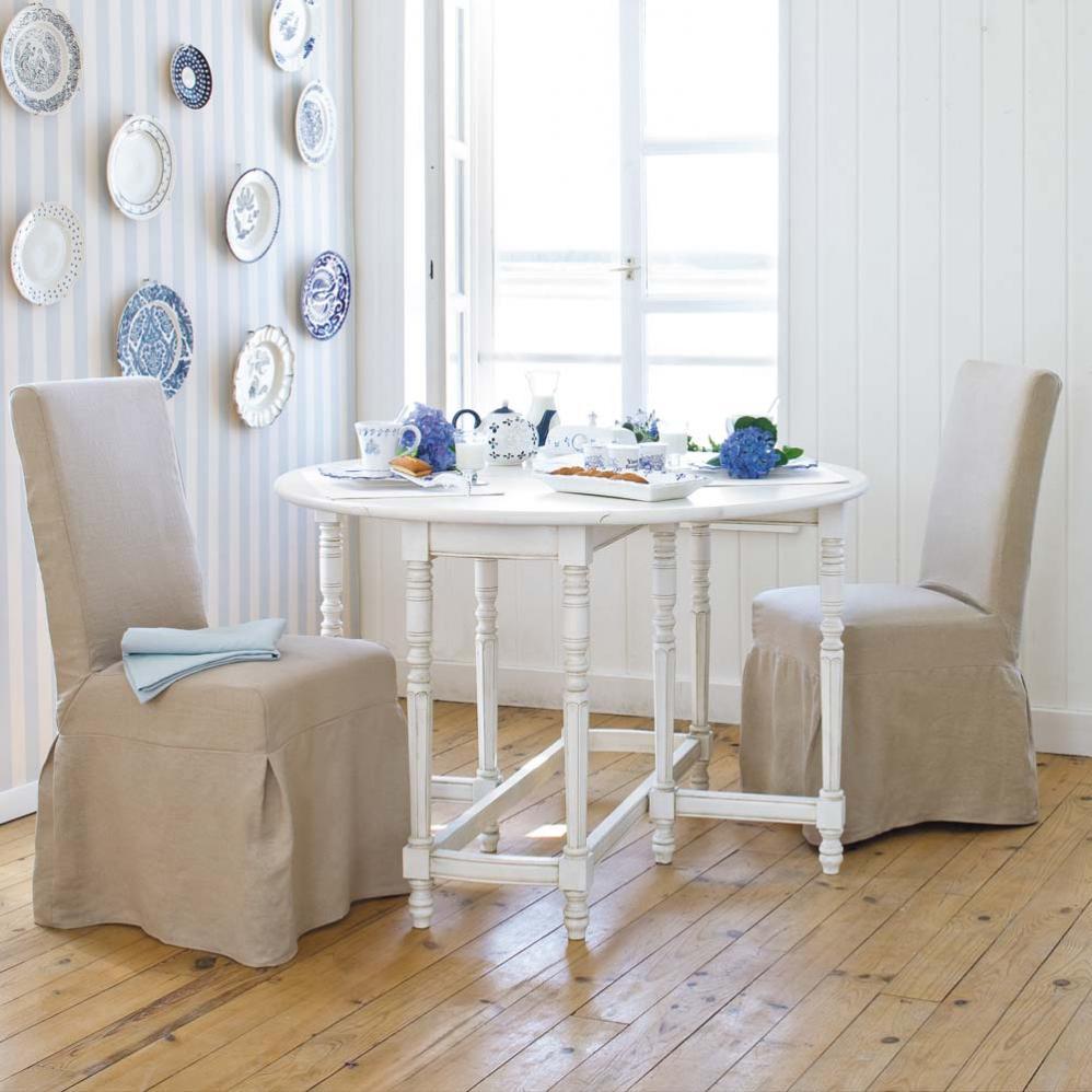 Tavolo bianco Josephine