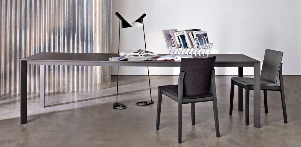 W-Flap, tavolo moderno Molteni