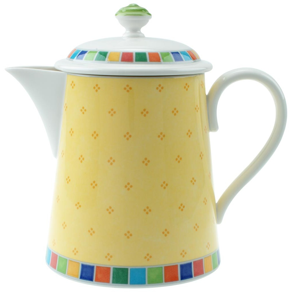 Villeroy &amp; Boch, Caffettiera Twist Alea Limone