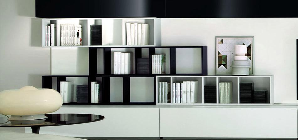 Minilibreria, libreria in legno di Europeo