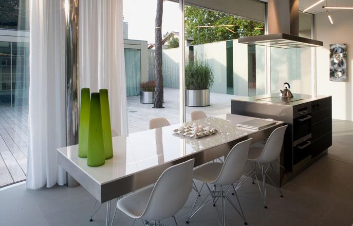 Villa a Berna, moderno e contemporaneo