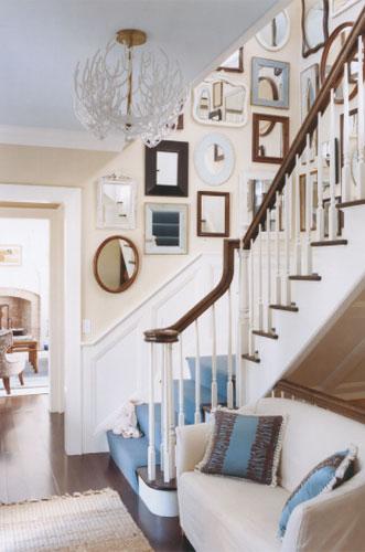 Summer House, arredamento classico di Elizabeth Martin
