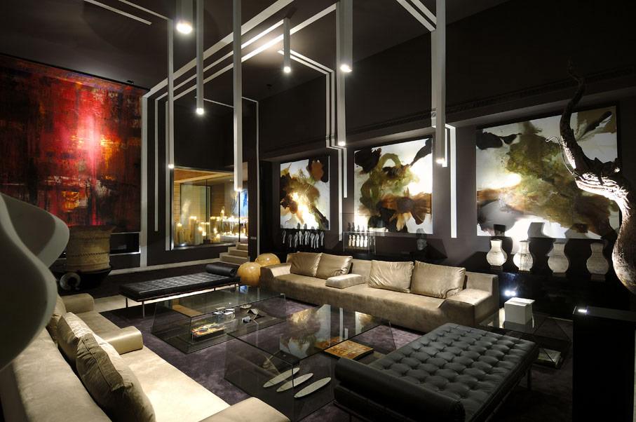 Complesso residenziale contemporaneo La Finca 2, design A-Cero