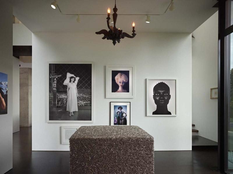 Residenza Laurelhurst, casa galleria d'arte