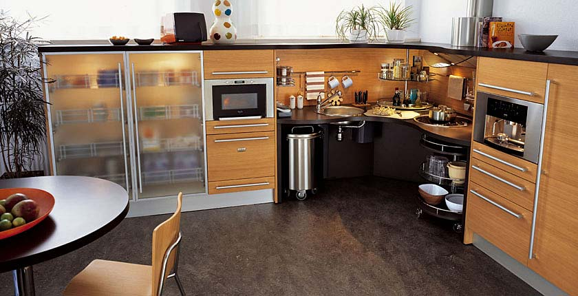 Skyline Lab, cucina moderna