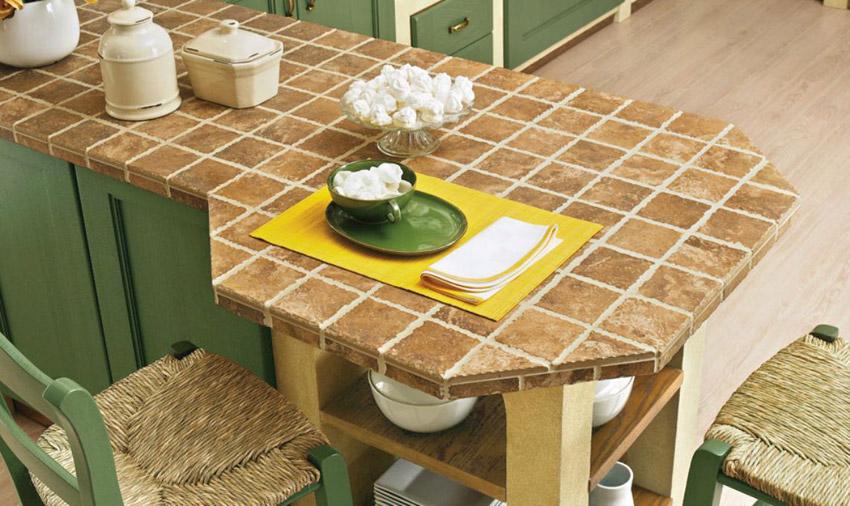 Cucine country verde salvia design per la casa idee - Bagno verde salvia ...