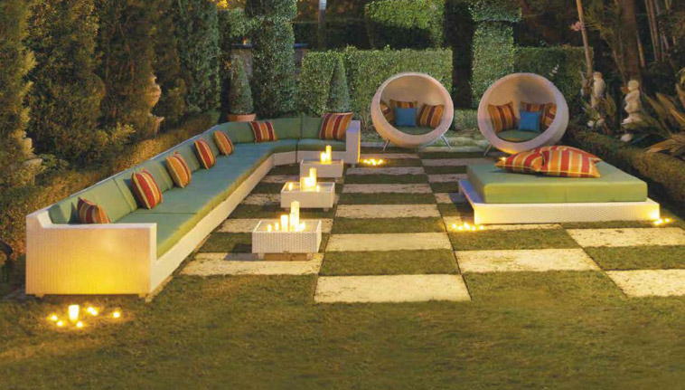 Divano Lounge Contemporaneo St. John, di Neoteric Luxury