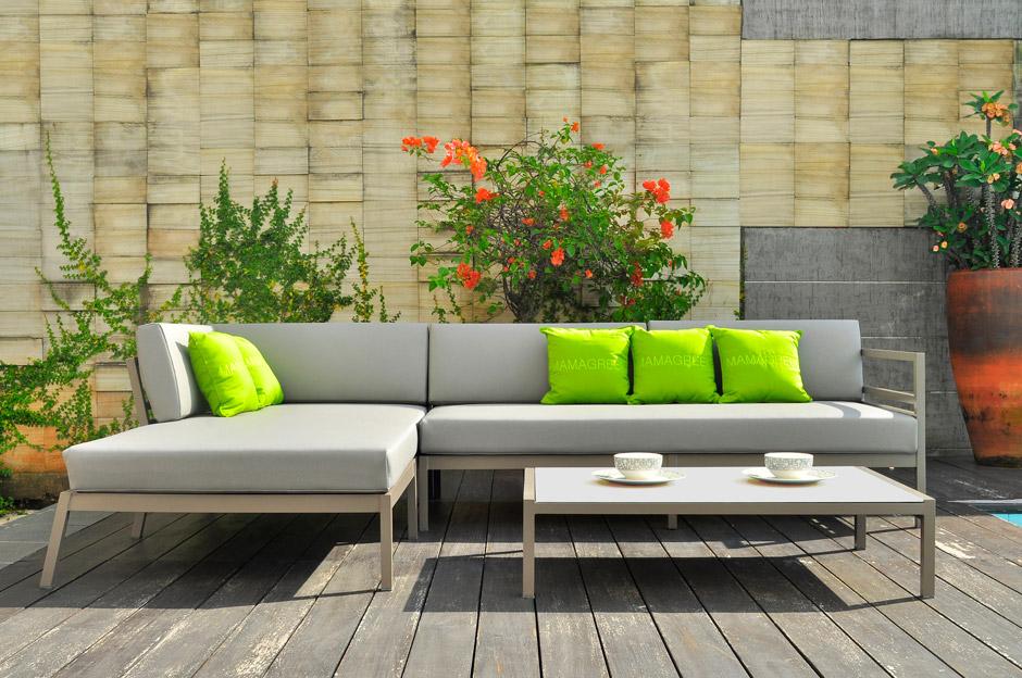 divani da giardino lounge e contemporanei arredica