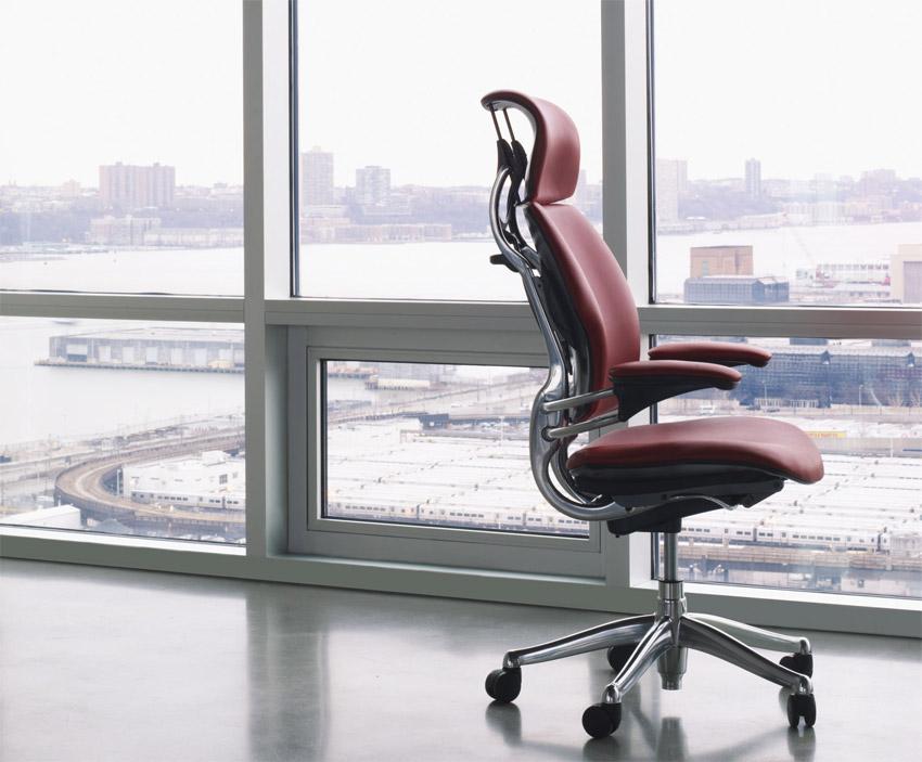 Sedie da ufficio: il design ergonomico di Humanscale  Arredica