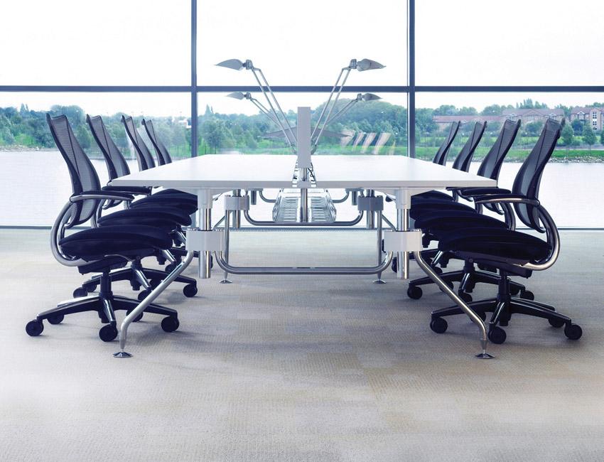 Sedia da Ufficio Ergonomica, Liberty Task di Humanscale