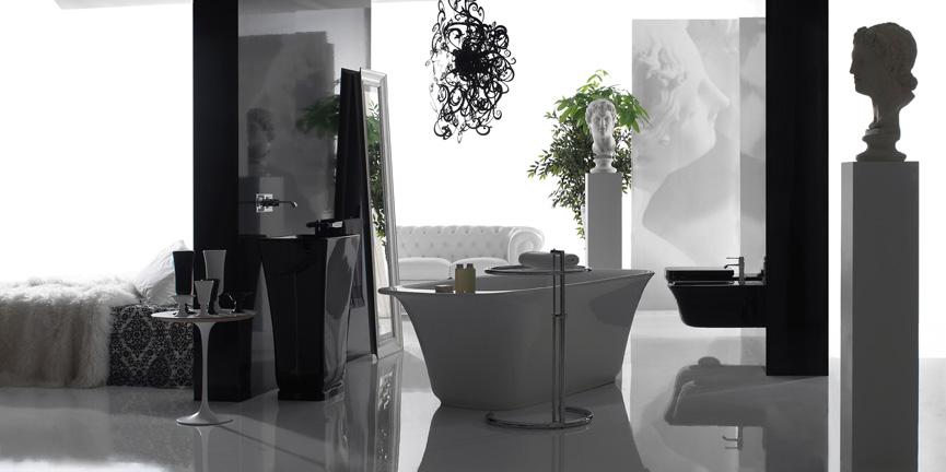 Relais, vasca in ceramica di Ceramiche Globo