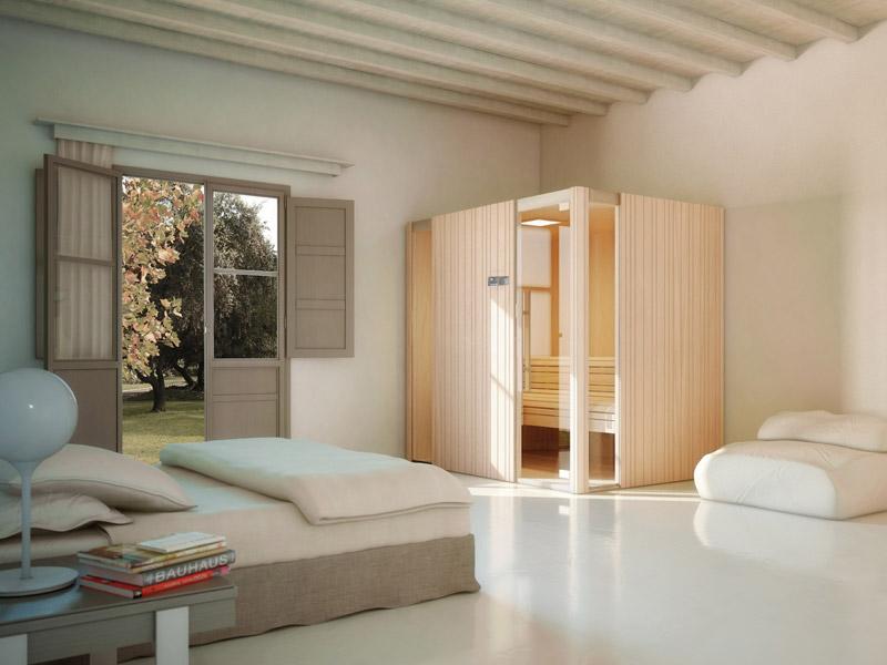 Sauna Finlandese per la Casa, Auki di Effegibi