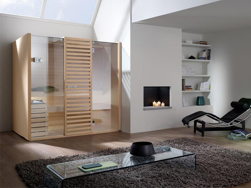 Sauna Finlandese per la Casa, Sky di Effegibi