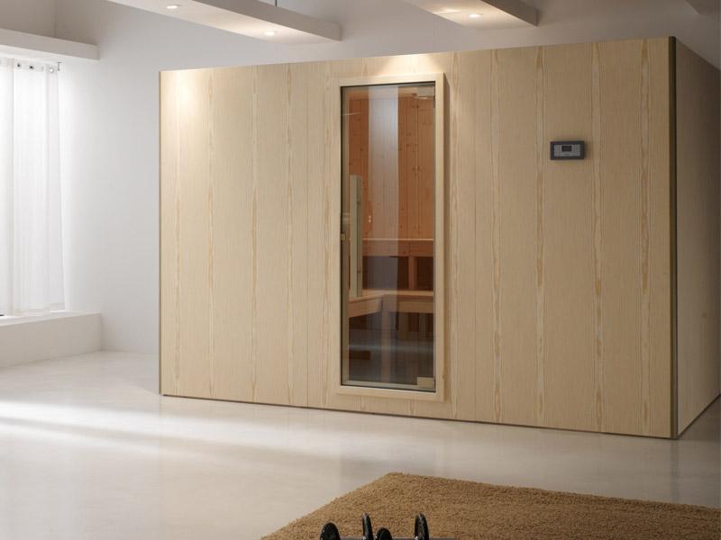 Sauna Finlandese per la Casa, Vitha di Effegibi