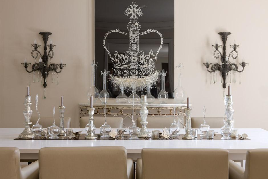 Una villa in francia arredata in perfetto stile british for Arredare una villa