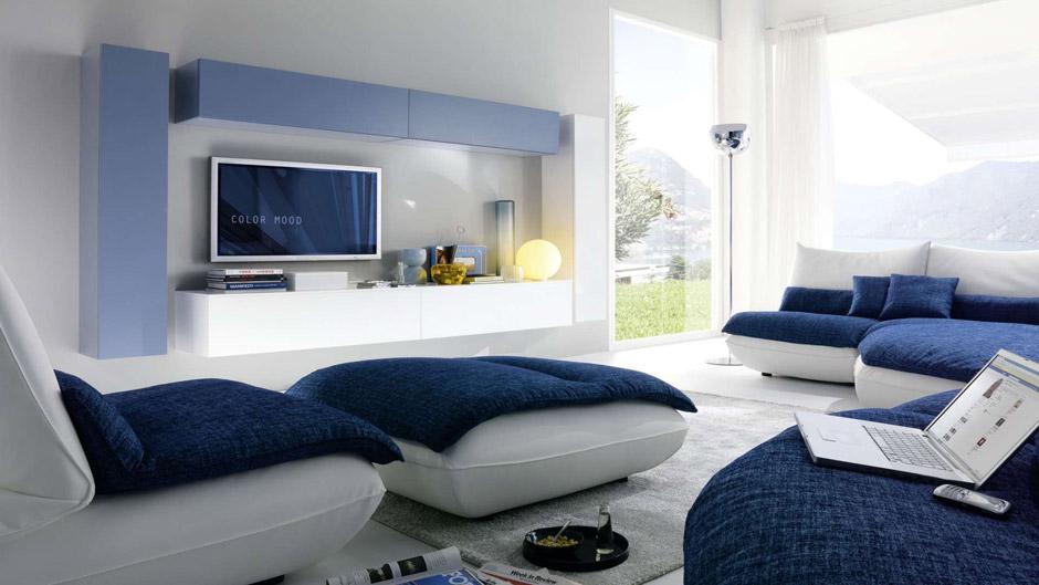 I mobili living per soggiorno di chateau d ax arredica for Mobili per soggiorno
