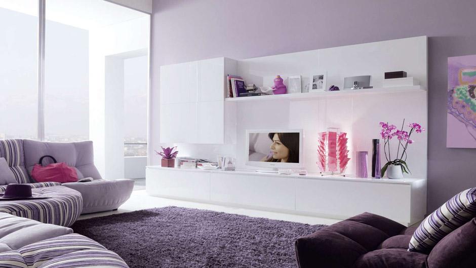 i mobili living per soggiorno di chateau d ax arredica