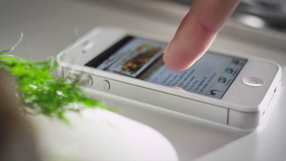MyMenu, forno FRANKE programmabile via Smartphone o Tablet