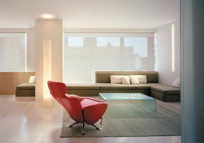 Faretti Interni Design : Faretti interni led tre esempi di luci a nel ...