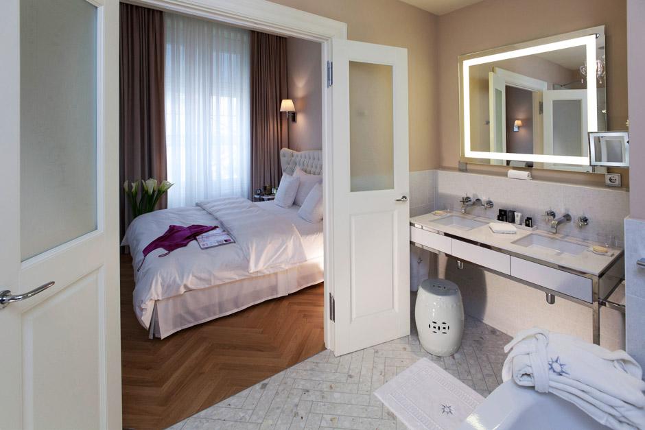 Sans Souci, Hotel di Lusso a Vienna, Design Interni di Yoo
