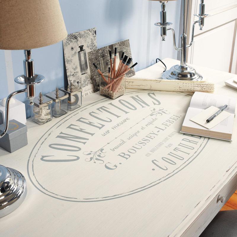 Arredamento e Tipografia, Scrivania Confection