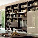 Libreria componibile modulare Class di Doimo Design